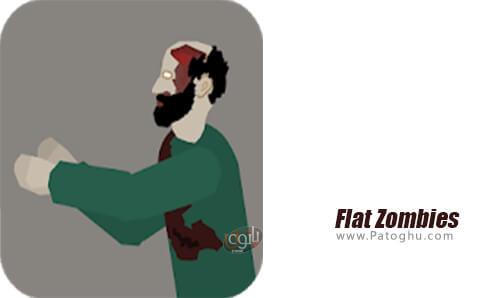 دانلود Flat Zombies برای اندروید