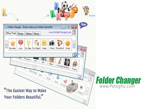 دانلود Folder Changer برای ویندوز