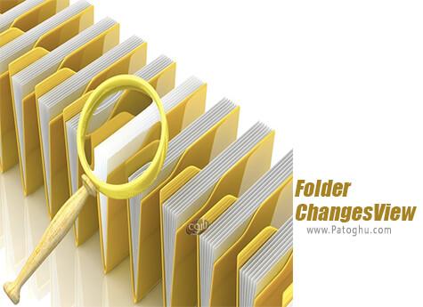 دانلود FolderChangesView برای ویندوز