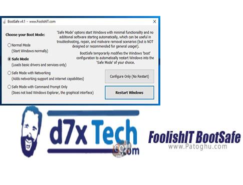 دانلود FoolishIT BootSafe برای ویندوز