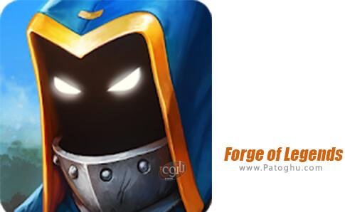 دانلود Forge of Legends برای اندروید