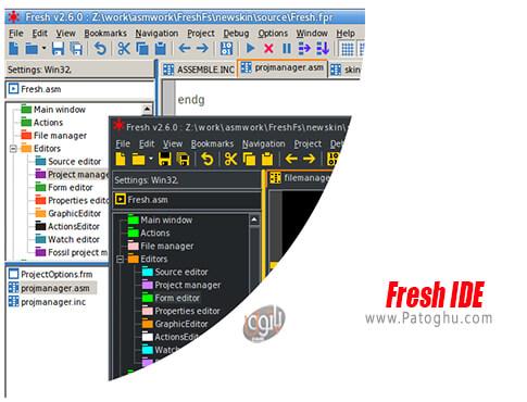 دانلود Fresh IDE برای ویندوز