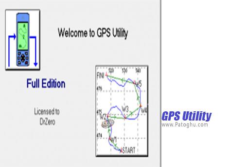 دانلود GPS Utility برای ویندوز