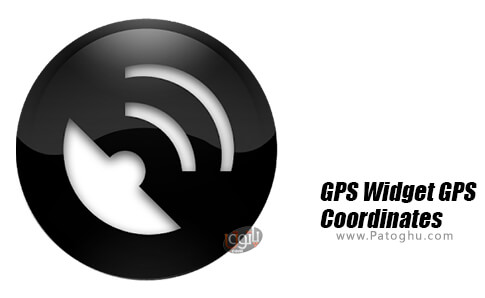 دانلود GPS Widget GPS Coordinates برای اندروید