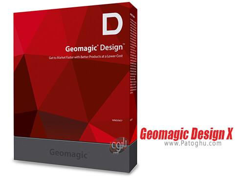 دانلود Geomagic Design X برای ویندوز