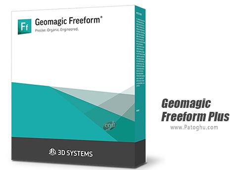 دانلود Geomagic Freeform Plus برای ویندوز