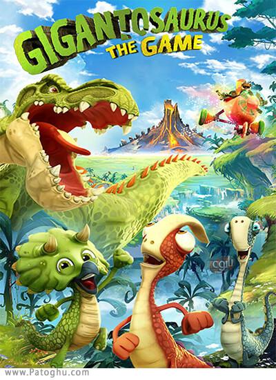 دانلود Gigantosaurus برای ویندوز