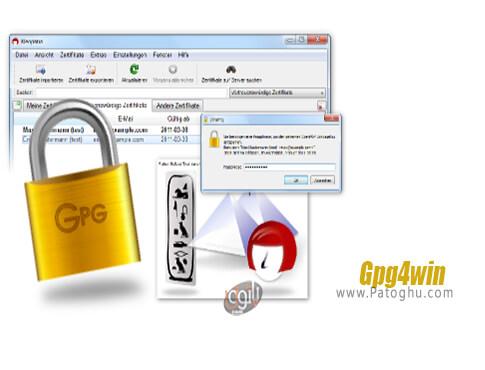 دانلود Gpg4win برای ویندوز