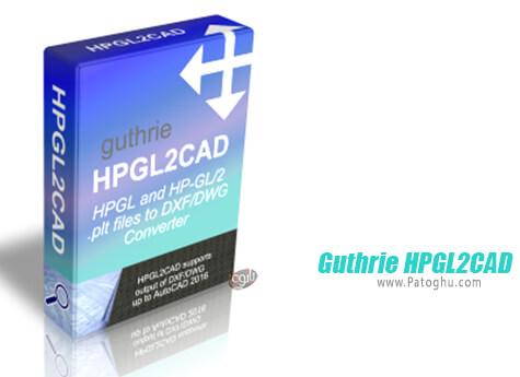 دانلود Guthrie HPGL2CAD برای ویندوز