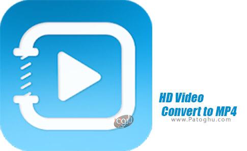 دانلود HD Video Convert to MP4 برای اندروید