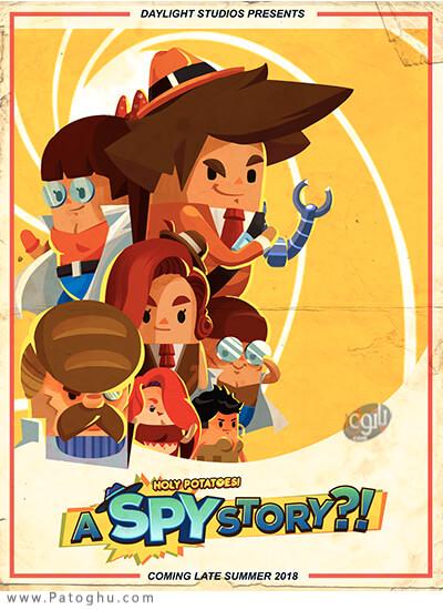 دانلود Holy Potatoes! A Spy Story?! برای ویندوز
