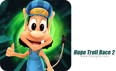 دانلود Hugo Troll Race برای اندروید