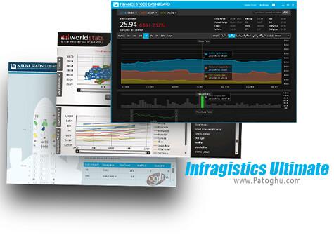 دانلود Infragistics Ultimate برای ویندوز