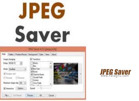 دانلود JPEG Saver برای ویندوز
