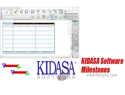 دانلود KIDASA Software Milestone برای ویندوز