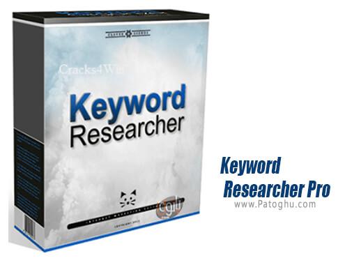 دانلود Keyword Researcher Pro برای ویندوز