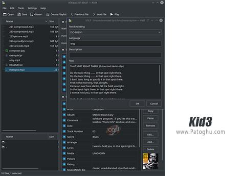 دانلود Kid3 برای ویندوز