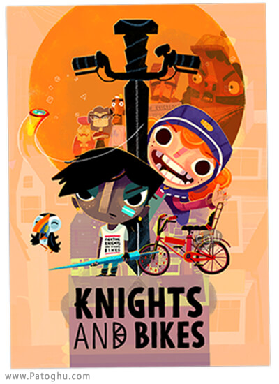 دانلود Knights And Bikes برای ویندوز
