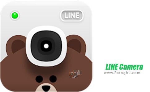 دانلود LINE Camera برای اندروید