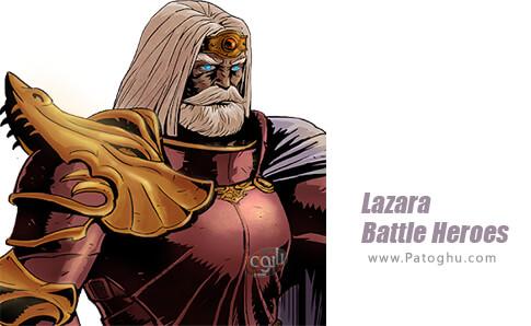 دانلود Lazara Battle Heroes برای اندروید