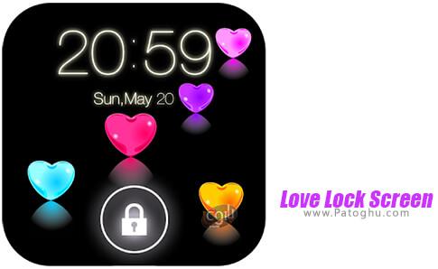دانلود Love Lock Screen برای اندروید