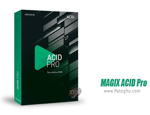 دانلود MAGIX ACID Pro برای ویندوز