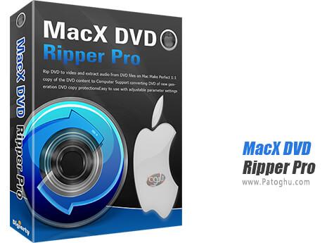دانلود MacX DVD Ripper Pro برای ویندوز