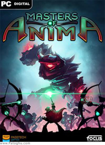 دانلود masters of anima برای ویندوز