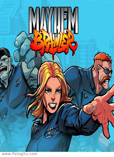 دانلود Mayhem Brawler برای ویندوز