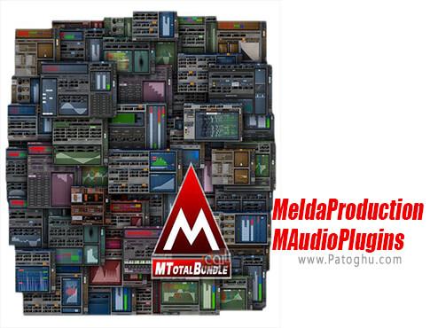 دانلود MeldaProduction MAudioPlugin برای ویندوز