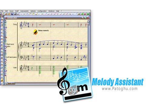 دانلود Melody Assistant برای اندروید