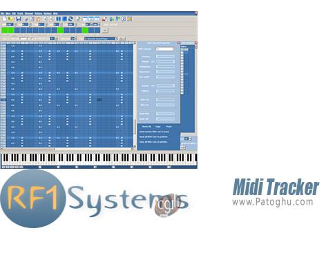 دانلود Midi Tracker برای ویندوز