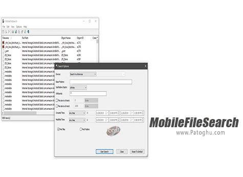 دانلود MobileFileSearch برای ویندوز