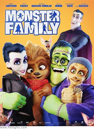 دانلود Monster-Family