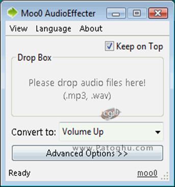 دانلود Moo0 Mp3 Enhancer برای ویندوز