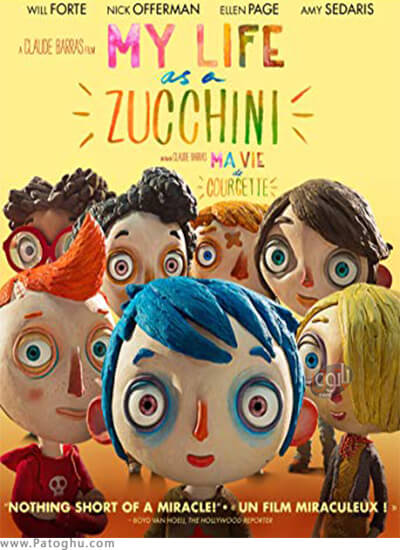 دانلود My Life as a Zucchini 2016