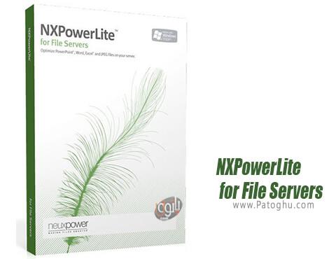 دانلود NXPowerLite for File Servers برای ویندوز