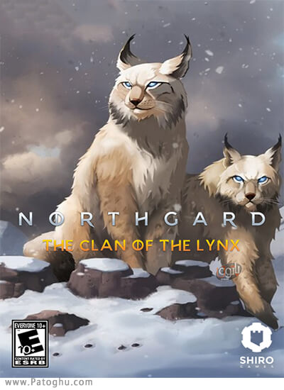 دانلود Northgard Clan of the Lynx برای ویندوز