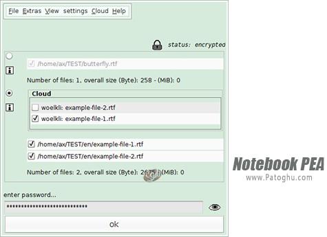 دانلود Notebook PEA برای ویندوز