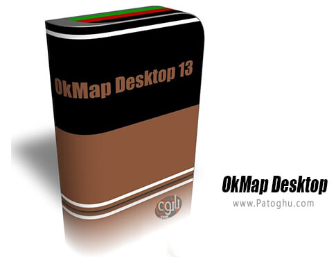 دانلود OkMap Desktop برای ویندوز