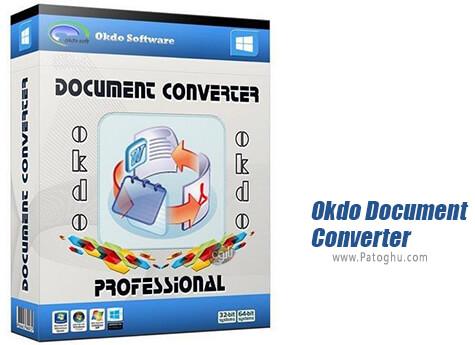 دانلود Okdo Document Converter برای ویندوز