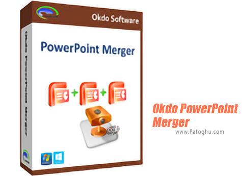 دانلود Okdo PowerPoint Merger برای ویندوز