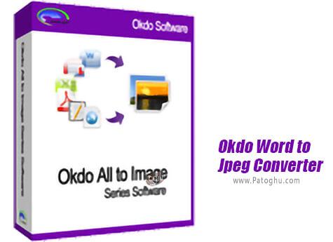 دانلود Okdo Word to Jpeg Converter برای ویندوز
