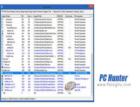 دانلود PC Hunter برای ویندوز