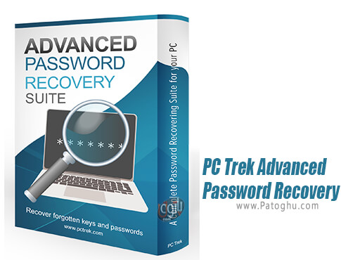 دانلود PC Trek Advanced Password Recovery Suite برای ویندوز