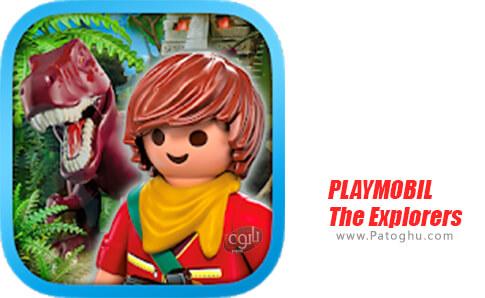 دانلود PLAYMOBIL The Explorers برای اندروید
