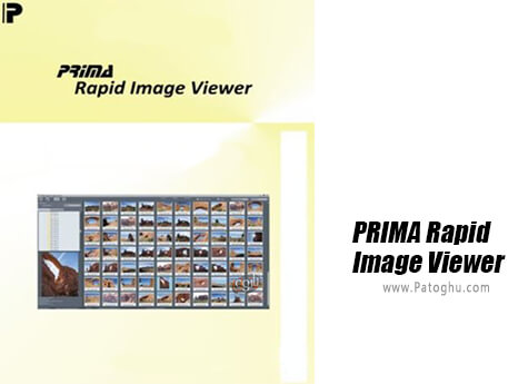 دانلود PRIMA Rapid Image Viewer برای ویندوز