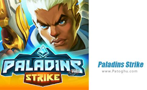 دانلود paladins strike برای اندروید