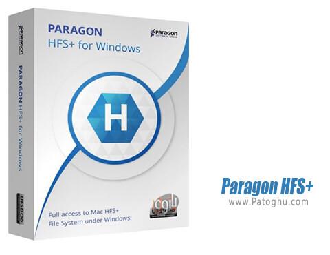 دانلود Paragon HFS+ برای ویندوز