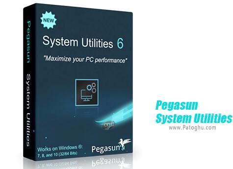 دانلود Pegasun System Utilities برای ویندوز